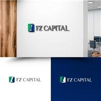 FZ CAPITAL , Logo e Identidade, Contabilidade & Finanças