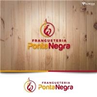 Frangueteria Ponta Negra, Logo e Identidade, Alimentos & Bebidas