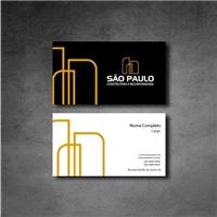 CONSTRUTORA E INCORPORADORA DE EMPREENDIMENTOS IMOBILIÁRIOS SÃO PAULO , Logo e Identidade, Construção & Engenharia