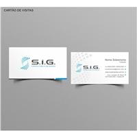 S.I.G. Consultoria em Dados, Logo e Identidade, Consultoria de Negócios
