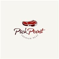 PickPoint, Logo e Identidade, Alimentos & Bebidas