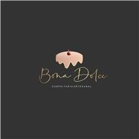 Bona Dolce Confeitaria Artesanal , Logo e Identidade, Alimentos & Bebidas