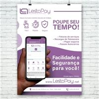 LestoPay, Peças Gráficas e Publicidade, Marketing & Comunicação