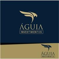 ÁGUIA INVESTIMENTOS, Logo e Identidade, Consultoria de Negócios