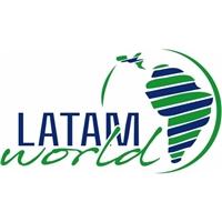 Latam World, Logo e Identidade, Viagens & Lazer