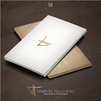 Tamara Tellaroli, Logo e Identidade, Arquitetura