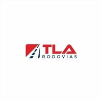 TLA RODOVIAS, Logo e Identidade, Construção & Engenharia