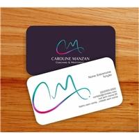 Caroline Manzan, Logo e Identidade, Educação & Cursos