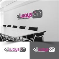 All Ways ON, Logo e Identidade, Marketing & Comunicação
