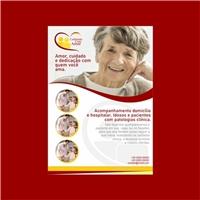 Cuidando Com Amor., Peças Gráficas e Publicidade, Saúde & Nutrição