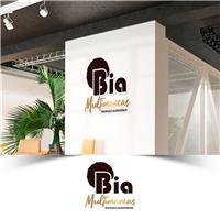 Bia Multimarcas roupas e acessórios, Logo e Identidade, Roupas, Jóias & acessórios