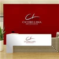 Cicero Lima Advogados, Logo e Identidade, Advocacia e Direito