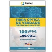 Raiden Telecom, Logo e Identidade, Computador & Internet
