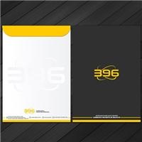 396 Serviços Contábeis & Consultoria Empresarial, Logo e Identidade, Contabilidade & Finanças
