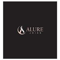 Alure Joias, Logo e Identidade, Roupas, Jóias & acessórios