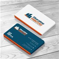 Sharpline Painters, Logo e Identidade, Construção & Engenharia