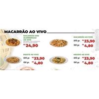 Salvato Pasta & Grill, Peças Gráficas e Publicidade, Alimentos & Bebidas