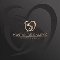Sontak de Campos Odontologia, Logo e Identidade, Odonto