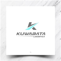 KUWABATA LOGISTICA , Logo e Identidade, Logística, Entrega & Armazenamento