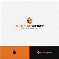 Eletrofort Elétrica e Hidráulica, Logo e Identidade, Outros