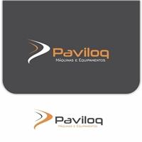 Paviloq, Logo e Identidade, Construção & Engenharia