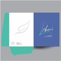 LIBERI ENGENHARIA & DESIGN DE AMBIENTES, Logo e Identidade, Arquitetura