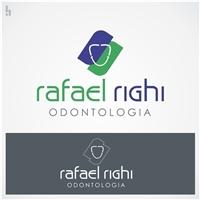 Rafael Righi Odontologia, Logo e Identidade, Saúde & Nutrição