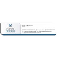 Martha Henrique Odontologia, Logo e Identidade, Odonto