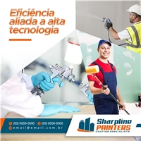 Sharpline Painters, Web e Digital, Construção & Engenharia