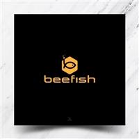 bee fish, Logo e Identidade, Pets