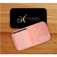 Julia Maria, Logo e Identidade, Beleza
