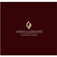 Lemos & Geraldes Contabilidade, Logo e Identidade, Contabilidade & Finanças