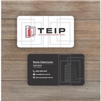 TEIP - Tanaka Engenharia Inteligente & Projetos , Logo e Identidade, Construção & Engenharia