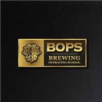 Ambev - B.O.P.S (Brewing Operations School), Logo e Identidade, Alimentos & Bebidas