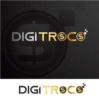 DIGI TROCO, Logo e Identidade, Consultoria de Negócios