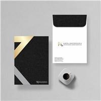 Kurita, Vasconcelos & Advogados Associados SS, Logo e Identidade, Advocacia e Direito