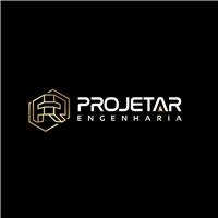 FR PROJETAR ENGENHARIA, Logo e Identidade, Construção & Engenharia