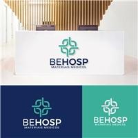 BEHOSP, Logo e Identidade, Logística, Entrega & Armazenamento