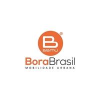 Bora Brasil Mobilidade Urbana, Logo e Identidade, Tecnologia & Ciencias