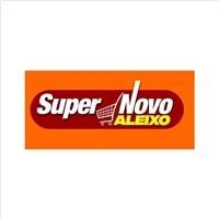 SUPER NOVO ALEIXO, Logo e Identidade, Alimentos & Bebidas
