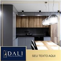 Dali Studio de Marcenaria, Web e Digital, Decoração & Mobília