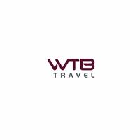 WTB - World Travel Business, Logo e Identidade, Viagens & Lazer
