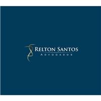 Relton Santos Advogados, Logo e Identidade, Advocacia e Direito