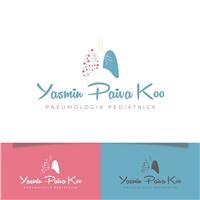 Yasmin Paiva Koo - Pneumologia Pediatrica, Logo e Identidade, Saúde & Nutrição