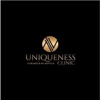 Uniqueness Clinic, Logo e Identidade, Beleza