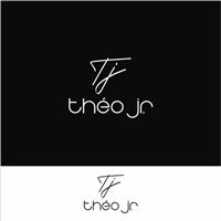 Théo Jr., Logo e Identidade, Música