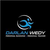 DARLAN WEDY - PERSONAL RUNNING, Logo e Identidade, Esportes