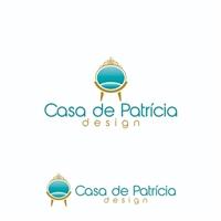 Casa de Patrícia - design, Logo e Identidade, Decoração & Mobília