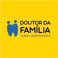 DOUTOR DA FAMÍLIA - CLÍNICA ODONTOLÓGICA, Logo e Identidade, Odonto