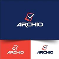 Archio, Logo e Identidade, Tecnologia & Ciencias